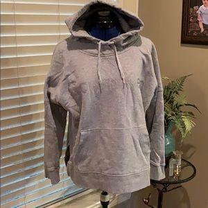 Calvin Klein Grey Sweat Shirt, Large